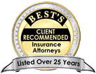 Best's Directory of Recommended Insurance Attorneys
