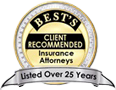 Best's Client Recommended Insurance Attorneys Directory